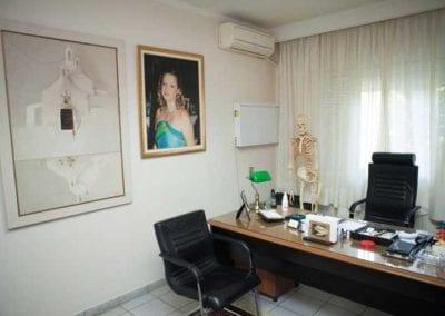 Ιατρείο Χειρουργού Ορθοπεδικού